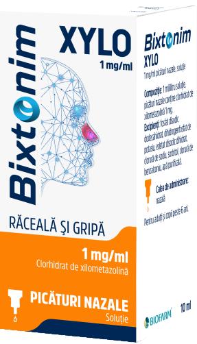 Bixtonim Xylo® 1 mg/ml nasal drops