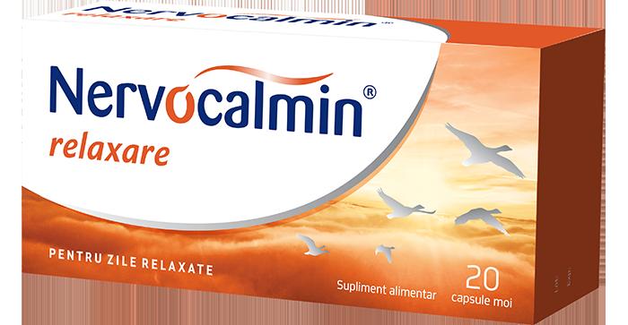 Nervocalmin® Relaxare
