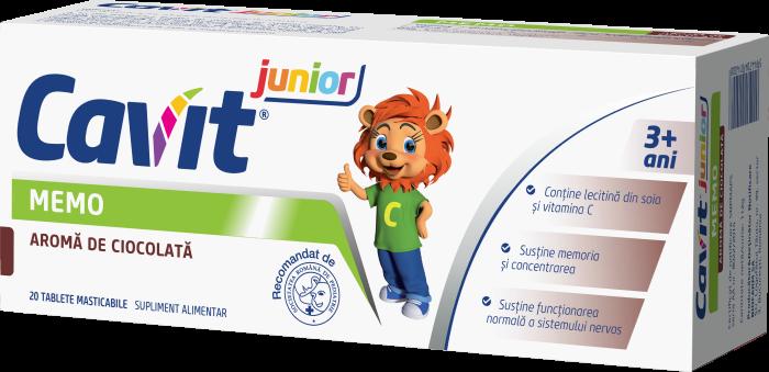Cavit Junior® Memo