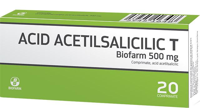 Acid Acetilsalicilic T