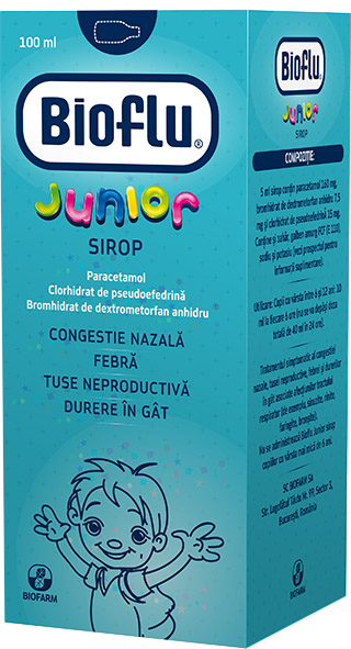 Bioflu® Junior