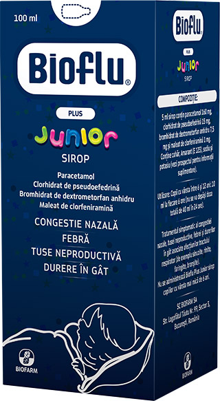 Bioflu® Plus Junior