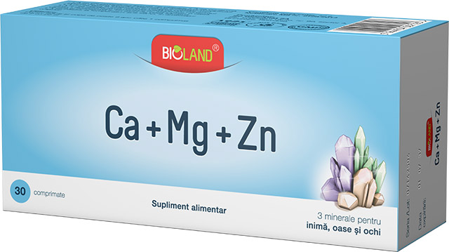 Bioland® Ca + Mg + Zn