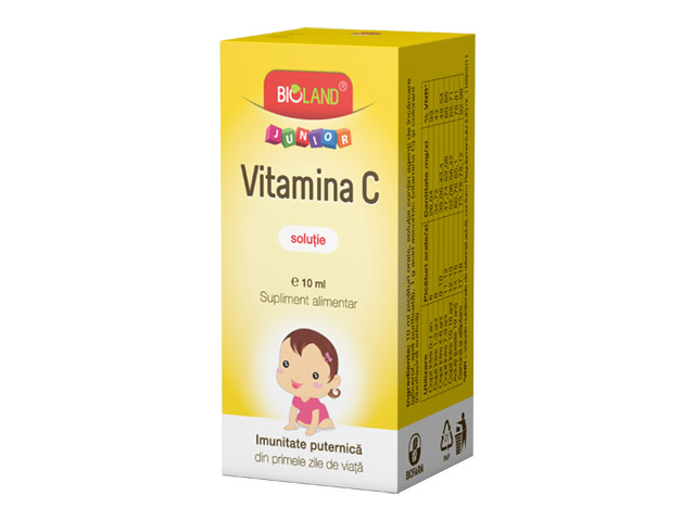 Bioland® Junior Vitamin C solution