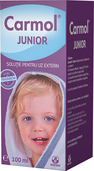 Carmol® Junior solutie