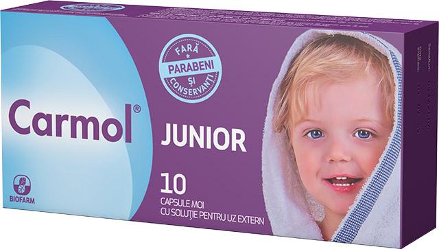 Carmol® Junior capsule