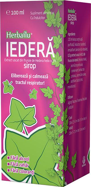 Herbaflu® Ivy syrup