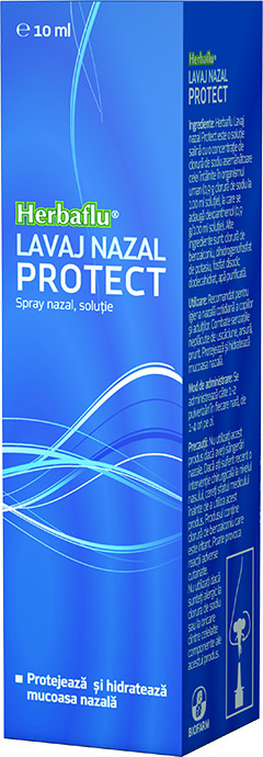 Herbaflu® Lavaj Nazal Protect