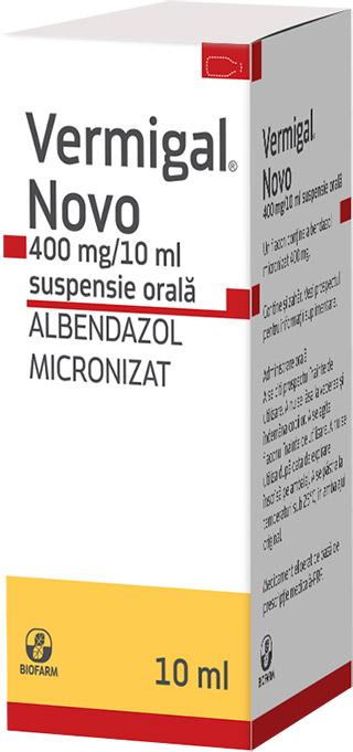 Vermigal Novo® solutie