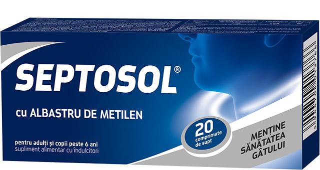 Septosol with Methylene blue